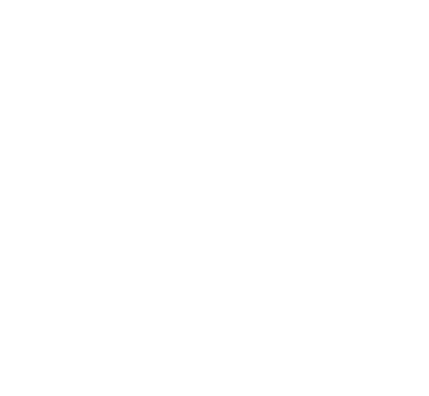 Sticker Lettre X Tribal
